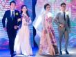 Các quý cô Kim Phát - Việt Hưng Phát trình diễn áo dài trị giá hơn 500 triệu đồng