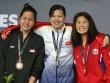 Cập nhật SEA Games 22/8: Niềm vui Ánh Viên, vỡ òa HCV 100m điền kinh