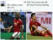 """U22 Việt Nam  """" gây sốt """" : Triệu fan tức điên, ví Tuấn Tài với Lukaku"""