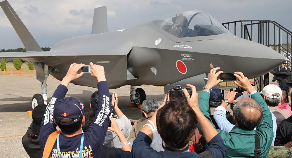 Phi đội 100 chiến đấu cơ F-35 sắp dồn đến gần Triều Tiên - 2