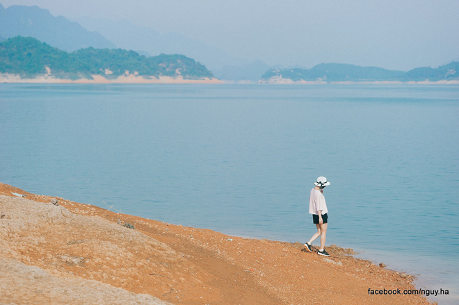 """Nghỉ lễ 2/9, đưa nhau đi trốn ở """"hoang đảo"""" xanh mướt chỉ cách Hà Nội 100km - 6"""