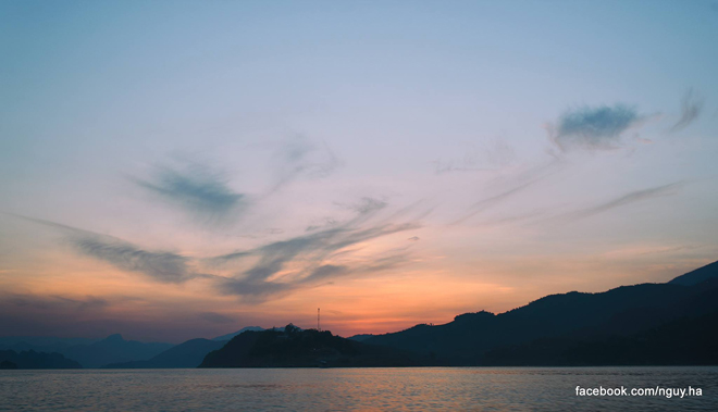 """Nghỉ lễ 2/9, đưa nhau đi trốn ở """"hoang đảo"""" xanh mướt chỉ cách Hà Nội 100km - 2"""