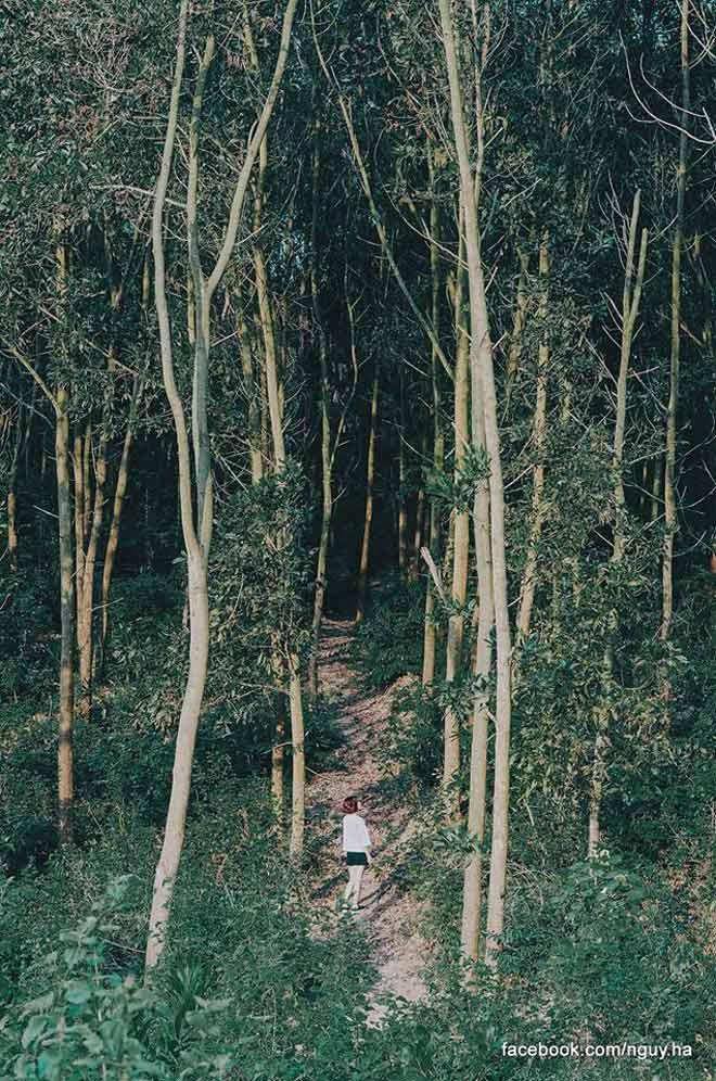"""Nghỉ lễ 2/9, đưa nhau đi trốn ở """"hoang đảo"""" xanh mướt chỉ cách Hà Nội 100km - 10"""