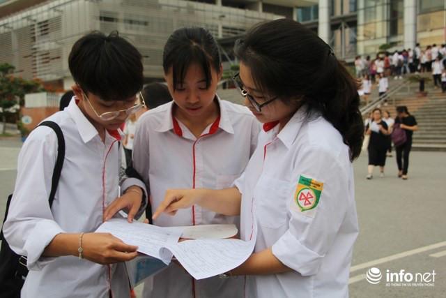 Sẽ tăng điểm liệt lên 3 và trừ điểm nếu tô sai đáp án ở kỳ thi quốc gia 2018? - 1