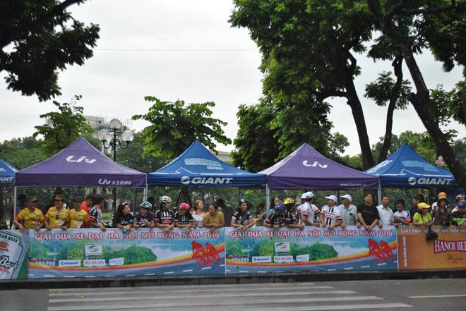 GIANT Việt Nam đồng hành cùng giải đua xe đạp Hà Nội mở rộng lần thứ IV 2017 - 5
