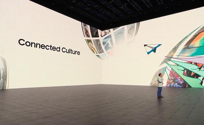 TRỰC TIẾP: Samsung giới thiệu Galaxy Note8 trên sâu khấu 3D cực đẹp mắt - 7