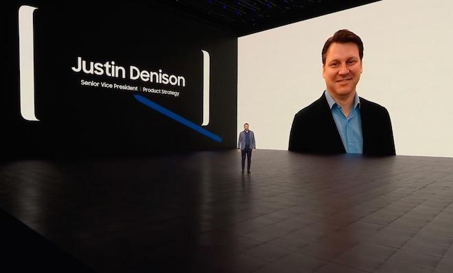 TRỰC TIẾP: Samsung giới thiệu Galaxy Note8 trên sâu khấu 3D cực đẹp mắt - 3