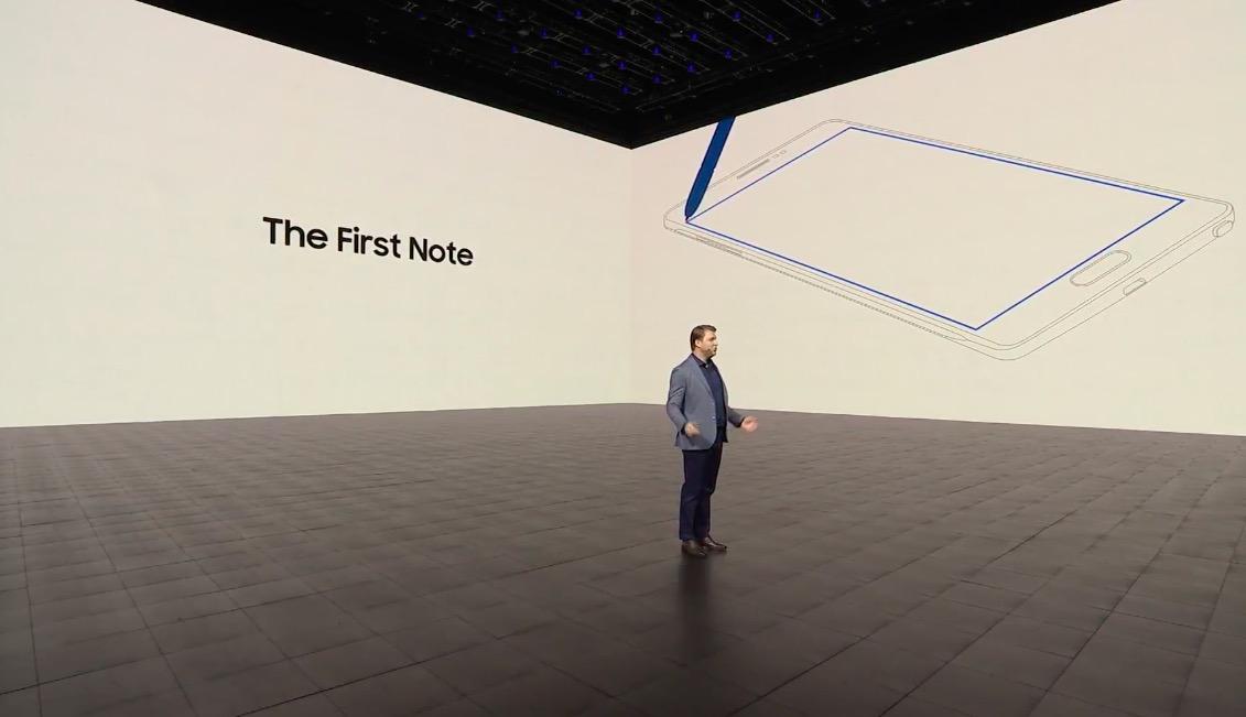 TRỰC TIẾP: Samsung giới thiệu Galaxy Note8 trên sâu khấu 3D cực đẹp mắt - 5