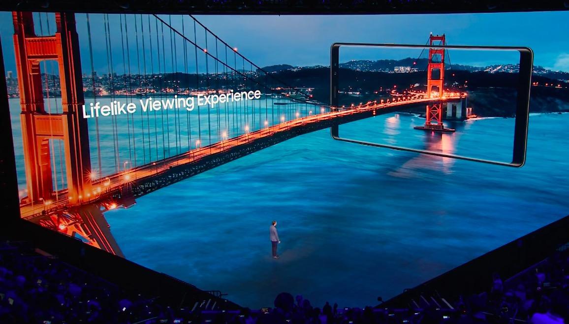 TRỰC TIẾP: Samsung giới thiệu Galaxy Note8 trên sâu khấu 3D cực đẹp mắt - 2