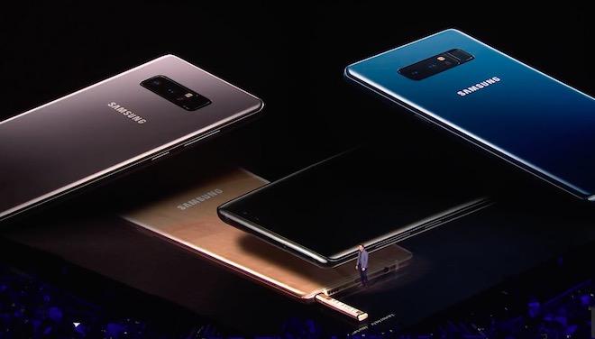 """TRỰC TIẾP: Samsung đang giới thiệu Galaxy Note8 """"đỉnh của đỉnh"""" - 13"""