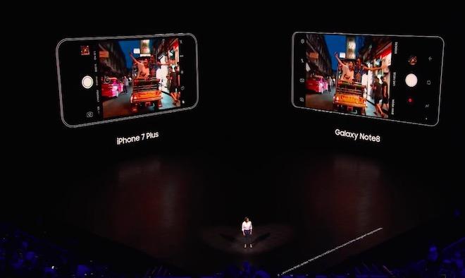 """TRỰC TIẾP: Samsung đang giới thiệu Galaxy Note8 """"đỉnh của đỉnh"""" - 10"""