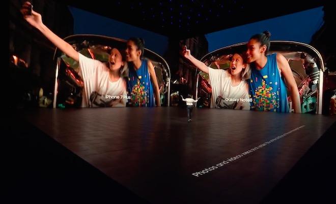 """TRỰC TIẾP: Samsung đang giới thiệu Galaxy Note8 """"đỉnh của đỉnh"""" - 11"""
