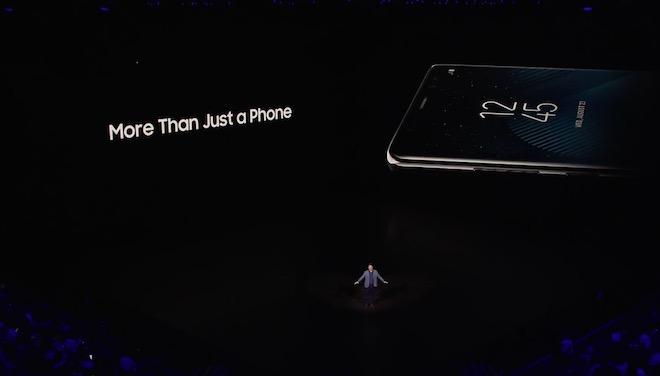 """TRỰC TIẾP: Samsung Galaxy Note8 """"đỉnh của đỉnh"""" chính thức trình làng - 5"""