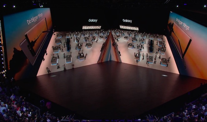"""TRỰC TIẾP: Samsung Galaxy Note8 """"đỉnh của đỉnh"""" chính thức trình làng - 2"""