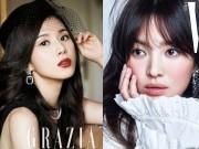 Phát ghen với 5 cô vợ đẹp như tiên lại sành điệu của tài tử Hàn
