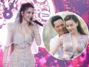 Hà Hồ bất ngờ thừa nhận yêu Kim Lý trong liveshow riêng