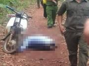 Hé lộ nguyên nhân thanh niên chết trong tư thế ngồi trên xe máy