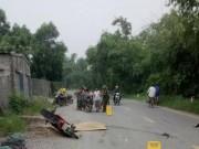 HN: Người đàn ông tử vong bên cạnh xe máy ở ven đường