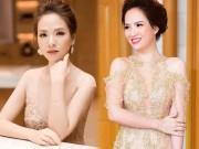 """"""" Vợ thiếu gia Phan Hải """"  mê váy nude dễ gây nhìn nhầm"""