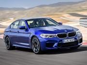 BMW M5 2018 ra mắt, giá từ 2,66 tỷ đồng