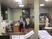 Sau vụ bác sĩ 115 bị đánh: Bác sĩ hoang mang, xin không trực đêm