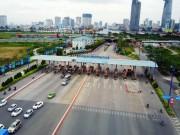 Kỳ lạ trạm thu phí ở Sài Gòn suốt 6 năm  thu  0 đồng
