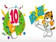 Facebook ra bộ sticker chú hổ Malayan cho SEA Games 2017
