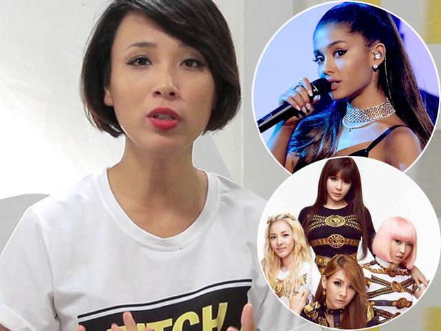 Chê Ariana, 2NE1 mắc bệnh ngôi sao, Thùy Minh bị fan cuồng chỉ trích