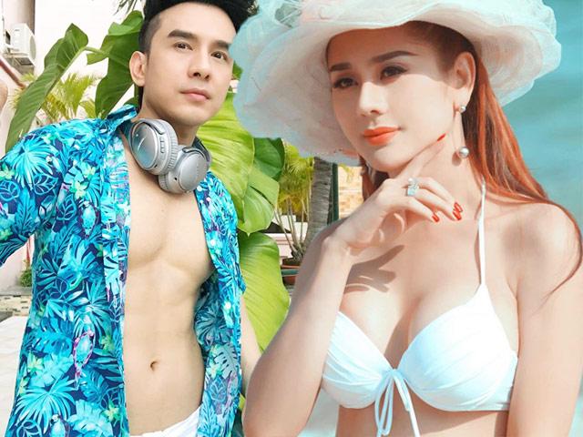 Lâm Chí Khanh hé lộ mối tình với Ưng Hoàng Phúc và những bức ảnh hiếm - 14