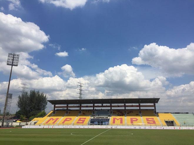 TRỰC TIẾP bóng đá U22 Việt Nam - U22 Thái Lan: Tuấn Tài vẫn đá cặp Công Phượng - 6