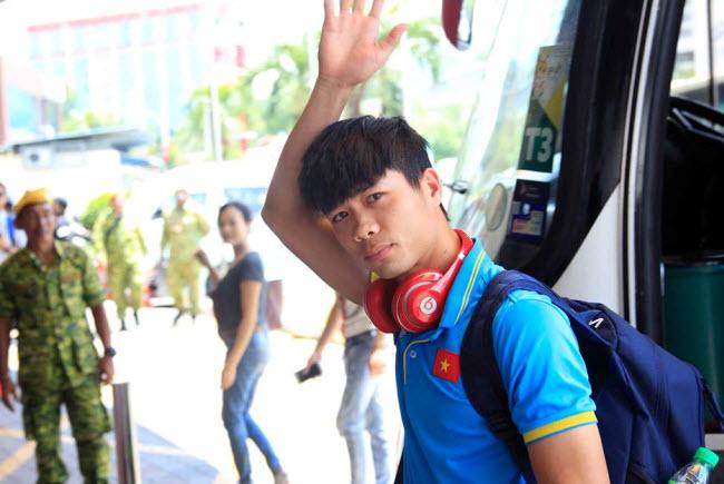TRỰC TIẾP bóng đá U22 Việt Nam - U22 Thái Lan: Tuấn Tài vẫn đá cặp Công Phượng - 3