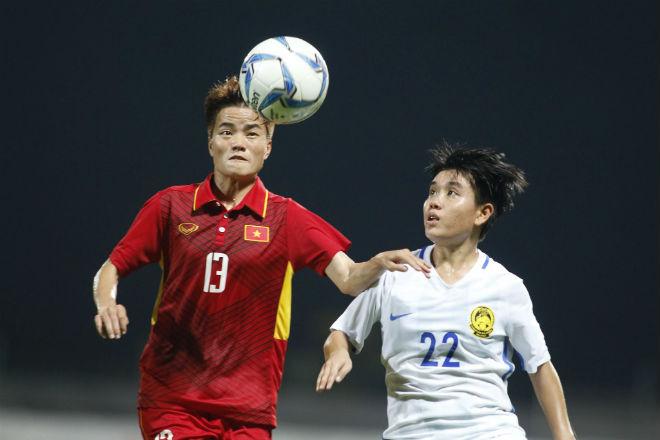 Đội tuyển nữ Việt Nam - Malaysia: Đại thắng 6 sao, HCV lấp lánh