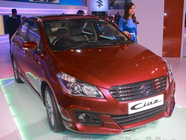 Suzuki ra mắt mẫu xe giá rẻ Ciaz S giá từ 333 triệu đồng