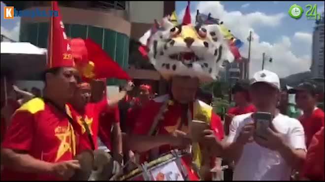 TRỰC TIẾP bóng đá U22 Việt Nam - U22 Thái Lan: Tuấn Tài vẫn đá cặp Công Phượng