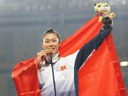 """Thể thao - Nữ hoàng tốc độ Tú Chinh """"xé gió"""" giành 2 HCV SEA Games danh giá"""
