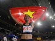 Bảng xếp hạng điền kinh SEA Games 29 mới nhất: Việt Nam 17 HCV, xếp số 1