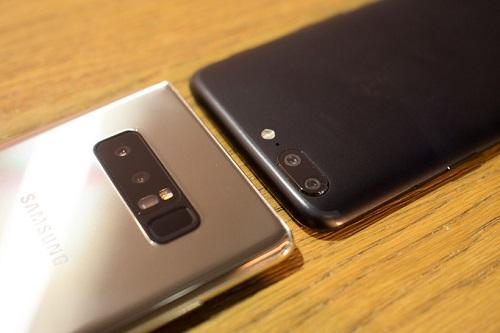 """Samsung Galaxy Note8 """"tranh tài"""" cùng OnePlus 5 - 7"""