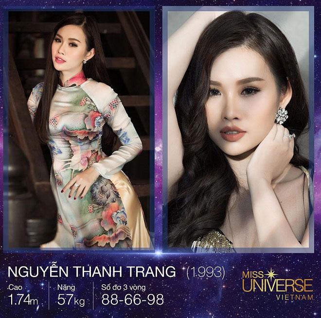 3 kiều nữ Việt có vòng 3 gần 1 mét gây chú ý khi thi hoa hậu