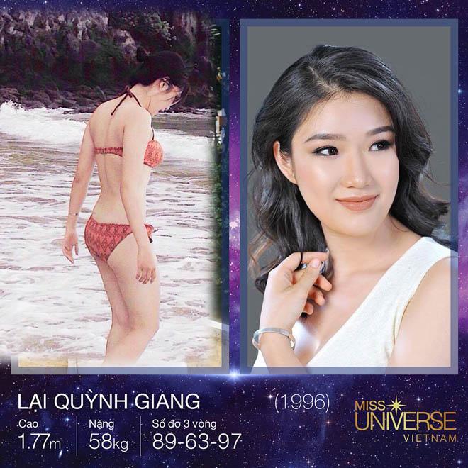 3 kiều nữ Việt có vòng 3 gần 1 mét gây chú ý khi thi hoa hậu - 4