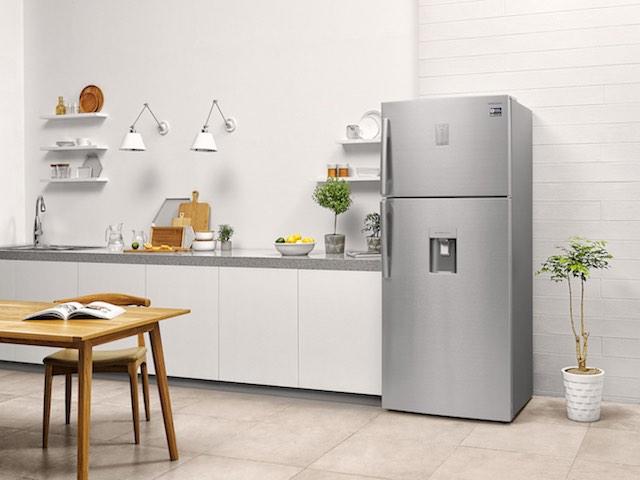Samsung trình làng tủ lạnh 2 dàn lạnh độc lập
