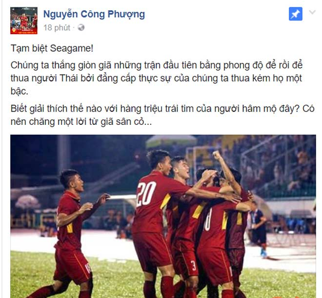 U22 Việt Nam: Thực hư cú sốc Công Phượng giải nghệ sau SEA Games 29 - 2