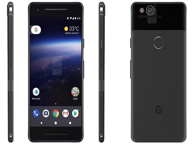Google Pixel 2 và Pixel 2 XL lộ màu và giá bán