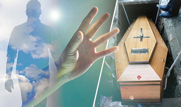 Một người bị đuối nước vừa kể lại trải nghiệm sau khi chết của mình