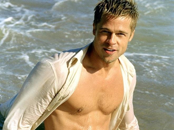 Ảnh khỏa thân của Brad Pitt giúp nữ nhạc sỹ viết ca khúc gây bão 20 năm qua - 2