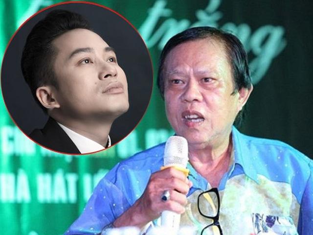 """Nhạc sĩ Vinh Sử: """"Nhận định của Tùng Dương về Bolero quá tự cao tự đại"""""""