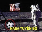 """"""" NASA tuyên bố tìm thấy quả bóng của Công Phượng """""""