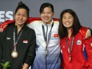 Việt Nam vẫn trên cơ Thái Lan nhiều môn  vàng  SEA Games 29
