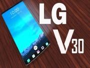 """LG tung video quảng cáo  """" cực chất """"  dành cho V30"""