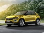 "Volkswagen T-Roc: đối thủ  "" mới toanh ""  của Ford EcoSport"