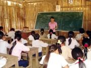 Giáo dục - du học - Giáo viên hợp đồng lương không đủ sống, thấp thỏm nỗi lo mất việc